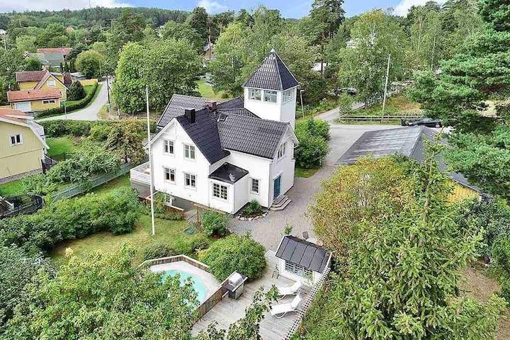 Villa in Stockholm archipelago