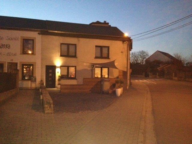 Jolie petite maison duplex