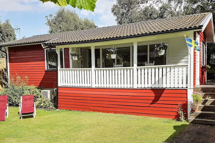 4 star holiday home in MELLBYSTRAND