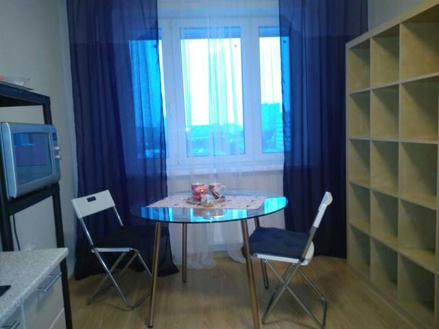 Квартира в новостройке г.Екатеринбург - Yekaterinburg