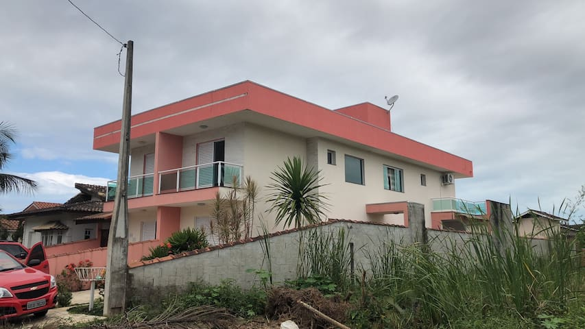 Condomínio Morada da Praia Casa Rosa