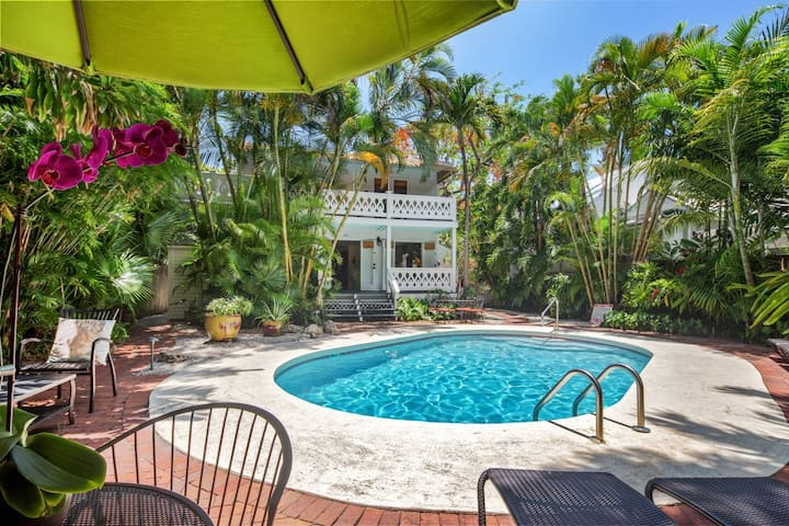 ~HORSE CONCH~ NEW Apt in PERFECT Location w/ Pool!
