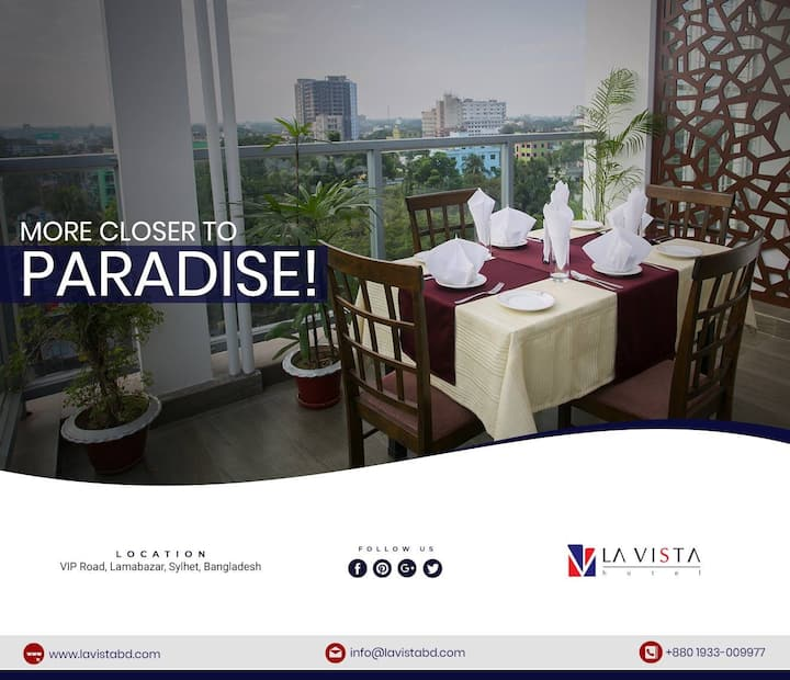 La Vista Hotel™ | The Boutique Hotel