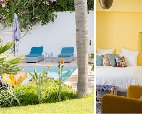 Casa Océane -  Room Mer Rouge (Bed & Breakfast)