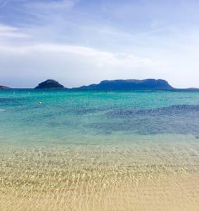 Lovers nest - Costa Smeralda - Golfo Aranci - Talo