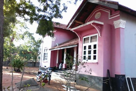 Bungalow Ratnanity Rooms A&B