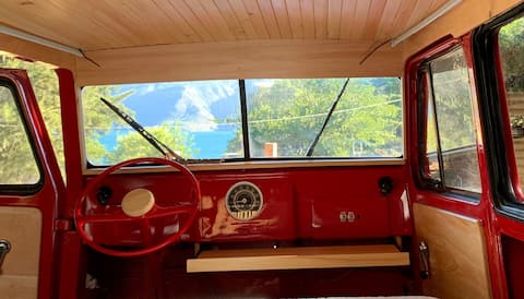 Sleep in a Jeep, Lake Atitlán, CerrodeOroAdventure