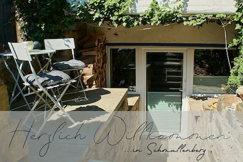 Gemütliche Wohnung Rothaarsteig/Ski/Sauna/Ruhrtal