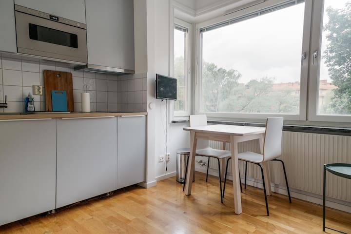 Modern Flat in Hip Södermalm