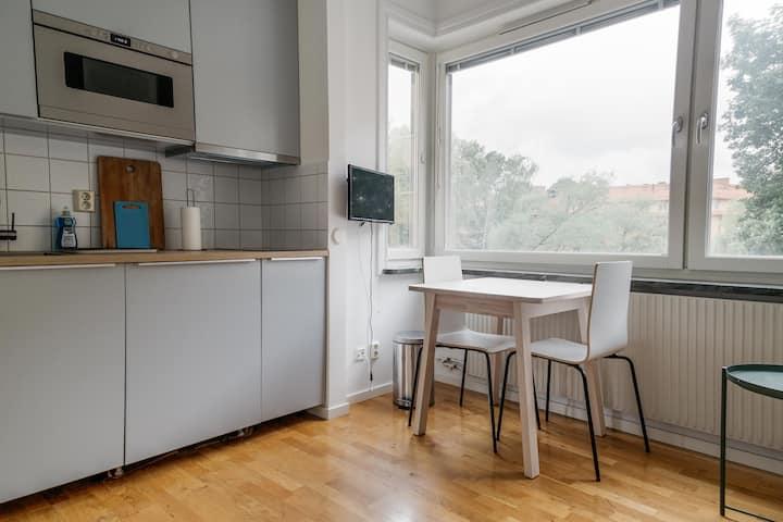 Modern Flat in Hip Södermalm