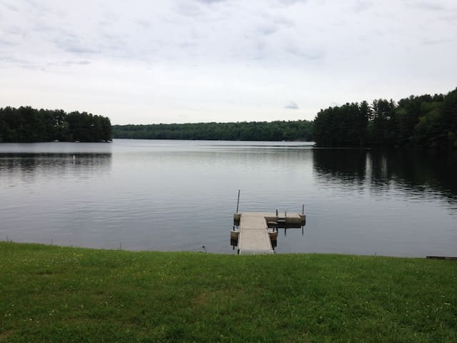 Charming Lake Property,  minutes from Mohawk Ski