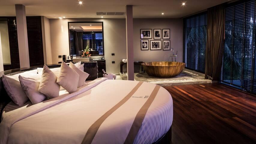 Stunning Penthouse with Views! - Ko Samui - Wohnung
