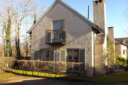 4 bedroom luxury Cotswolds family holiday cottage - Somerford Keynes - Hus