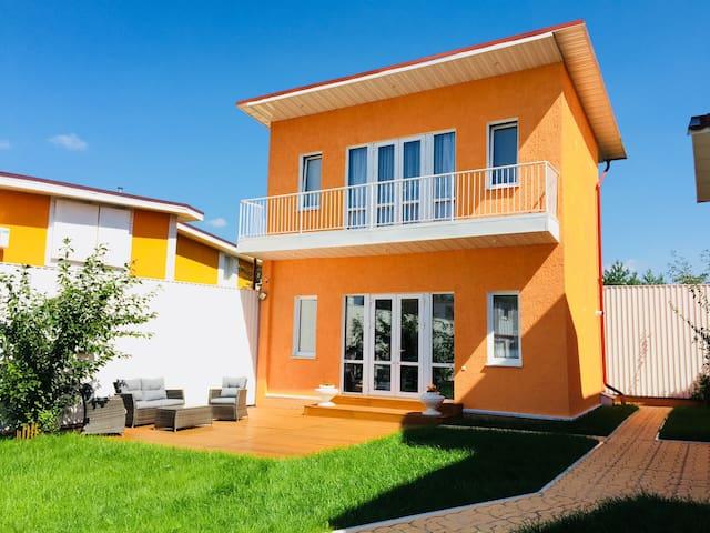 Sunny Guest House in Vnukovo