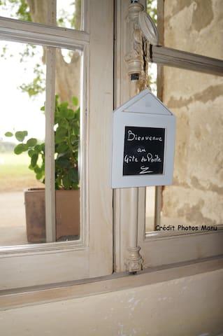 Le gîte du poète - Maillane - Huoneisto