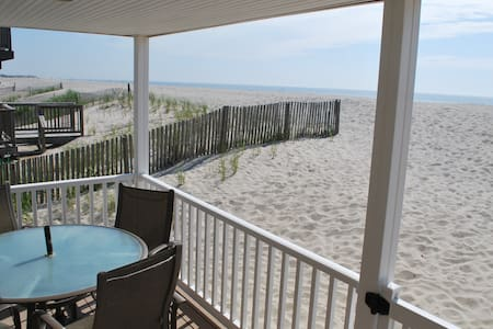 Oceanfront Duplex (1st Floor Unit) - Long Beach Township - Other