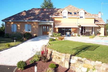 Villa du Courboulay - Yvré-l'Évêque - 別荘