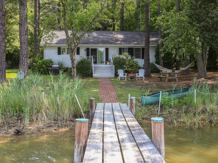 Graceful View - Rustic Weekend Cottage, Pets Welcome!