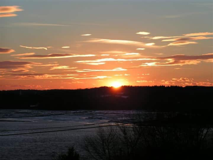 Incredible Views of Ocean, River, Sunrise & Sunset