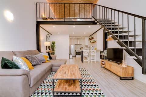 Casa de Lavanda Un espacio hermoso y único