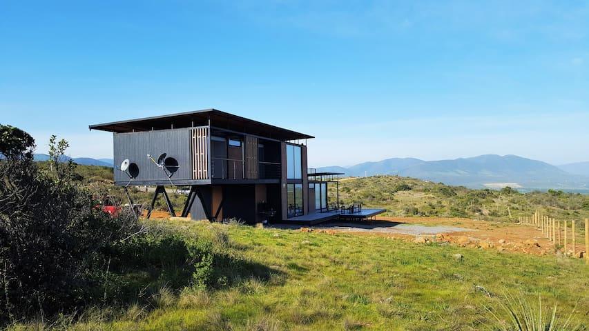 Comoda y moderna casa con vista al mar, Los Molles