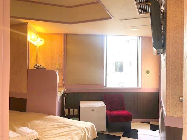63 Licensed Retro Hotel Great Access to Shinjuku