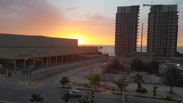 Loue appartement avec une belle vue a AkidLotfi
