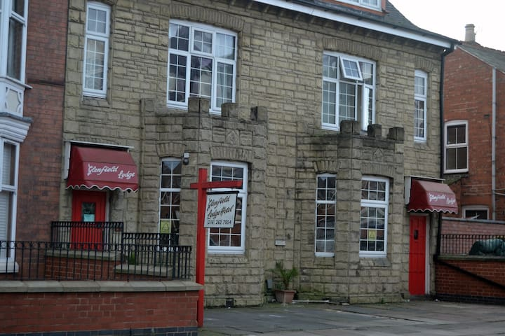Glenfield Lodge Guest House-Leicester- UK