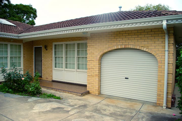 Adelaide Eastern Suburbs Apartment