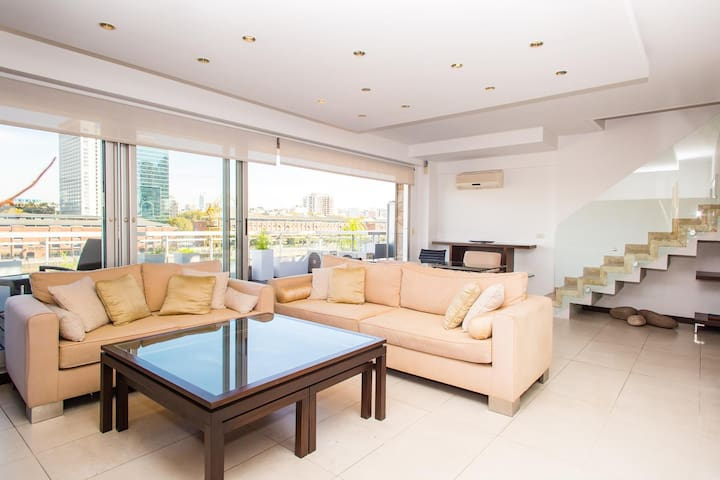 Amazing 2 Bedroom in Puerto Madero - Buenos Aires - Apartment
