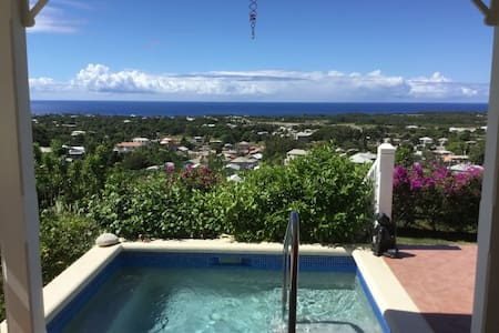 Seaview Villa , Plunge Pools, Gym & Tennis Court