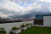 Suite en el mejor sector de Quito