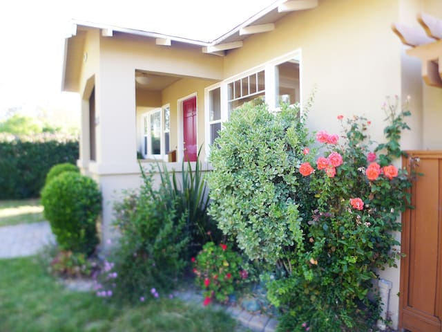 Charming House Close to City/SFO/Restaurants - Burlingame - House