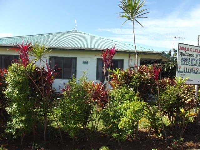 Green Lodge Holiday Homes - (Langakali House)