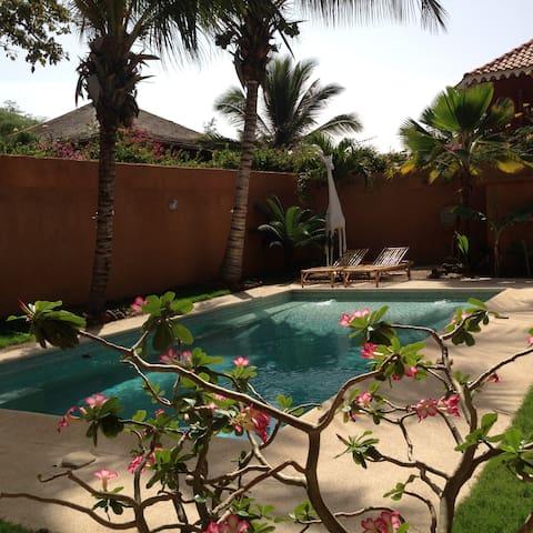 """Villa d'exception avec piscine privée """"Maelis"""""""