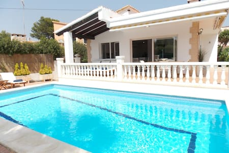New Villa private pool and garden Port Adriano
