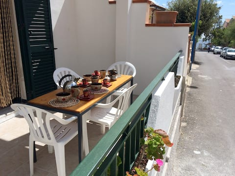 Loft Cala Gonone WiFi - A/C - 50mts from the sea