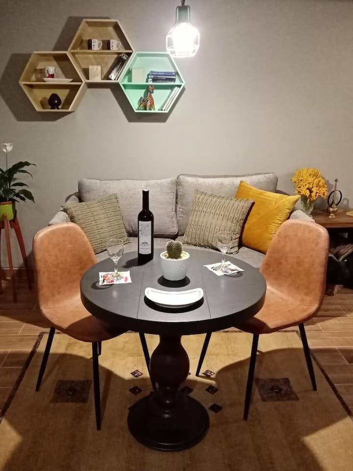 Suite Viva Coyoacán.
