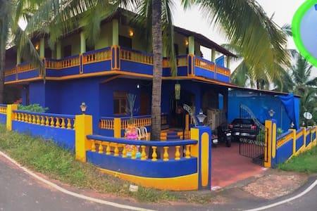 BLUE PEARL Located @ Beautiful Divar Island