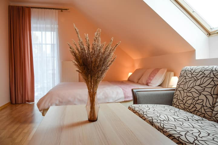 Vila Liepa - Apartment rent in Birstonas centre