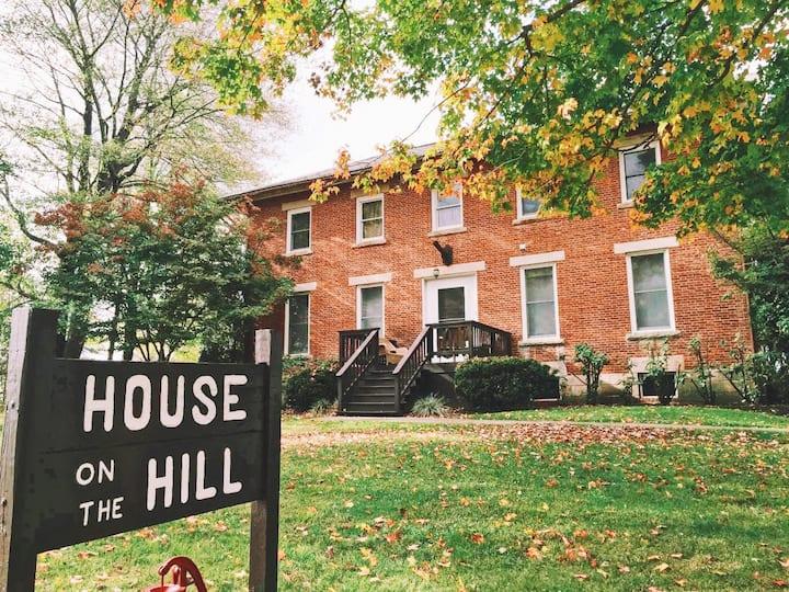 House on the Hill Farmhouse