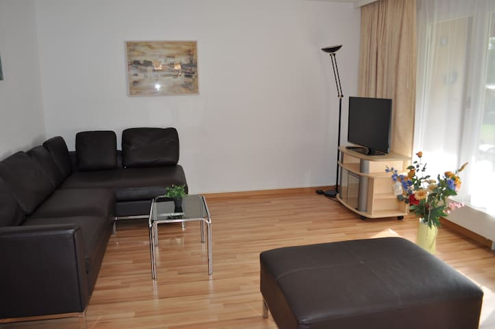 nice apartment 76m2 near Zurich - Brugg - Appartement