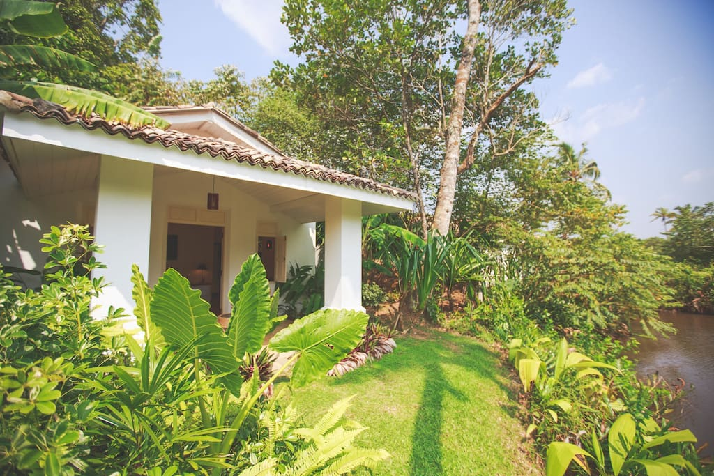 KARMEL VILLA honeymoon suites (double bed) tariff for two guests