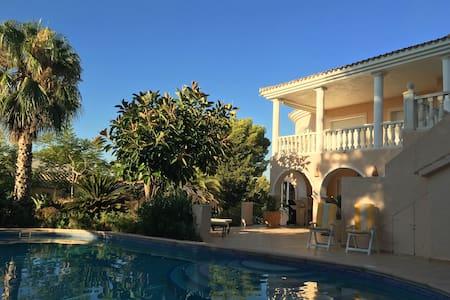 Villa Paradiso, Altea la Vella - Altea la Vella - Vila
