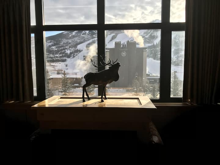 Steamboat Springs Home with a View!