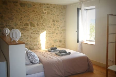 L'Oiseau - Bourdeaux - Bed & Breakfast