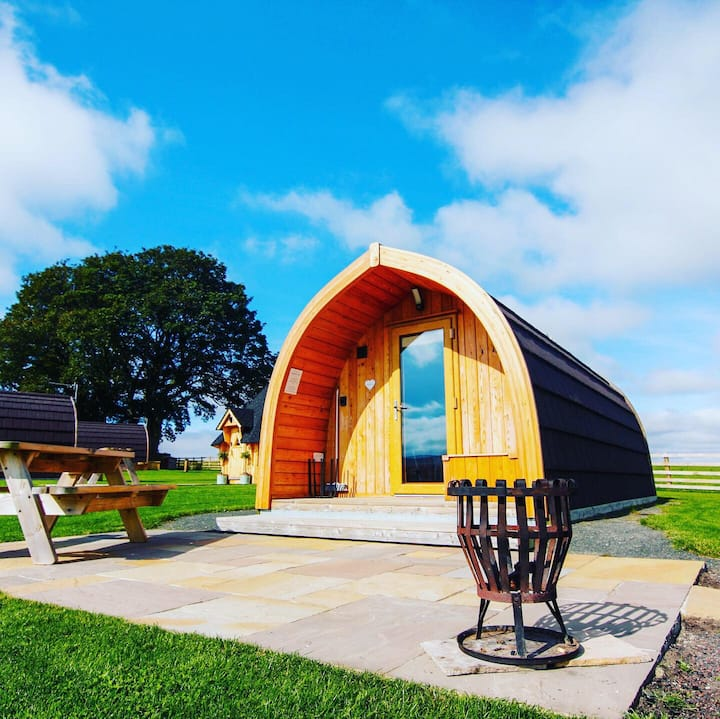 Luxury Glamping in the Heart of Northumberland