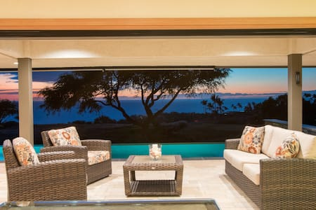 Spectacular Ocean+Sunset+Mt views+Pool-walk>Beach