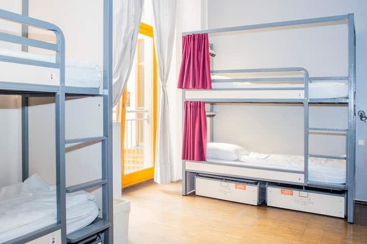 Bed in 4 Bed Dorm Ensuite