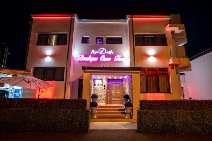 Luxury rooms - Hotel Boutique Casa Fiori